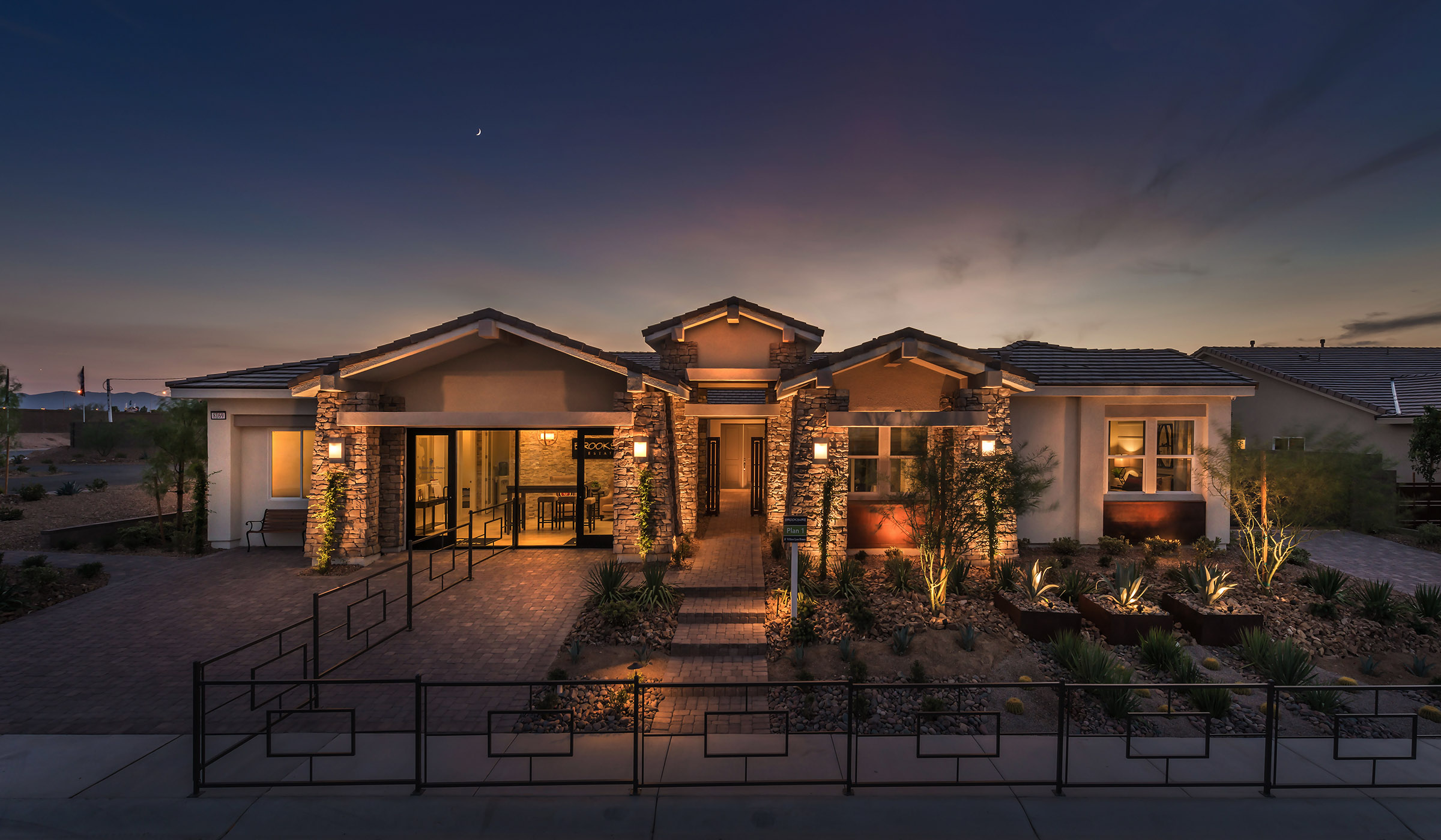 Southwest Las Vegas New Construction Homes North Of
